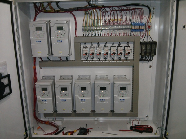 [DIAGRAM_5UK]  Variable Frequency Drives (VFD) - Barrett Electric Co, Inc. - Industrial  Electrical Contractors | Industrial Electrical Panel Wiring Diagrams |  | Barrett Electric